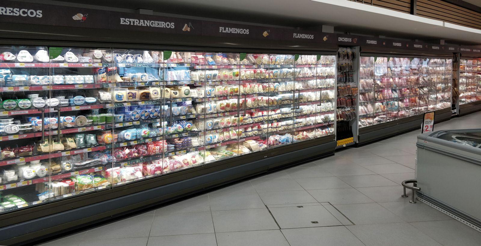 Scaffalature Per Supermercati Usate.Ristoaffari Attrezzature Per Supermercati Supermarket Nuove E Usate