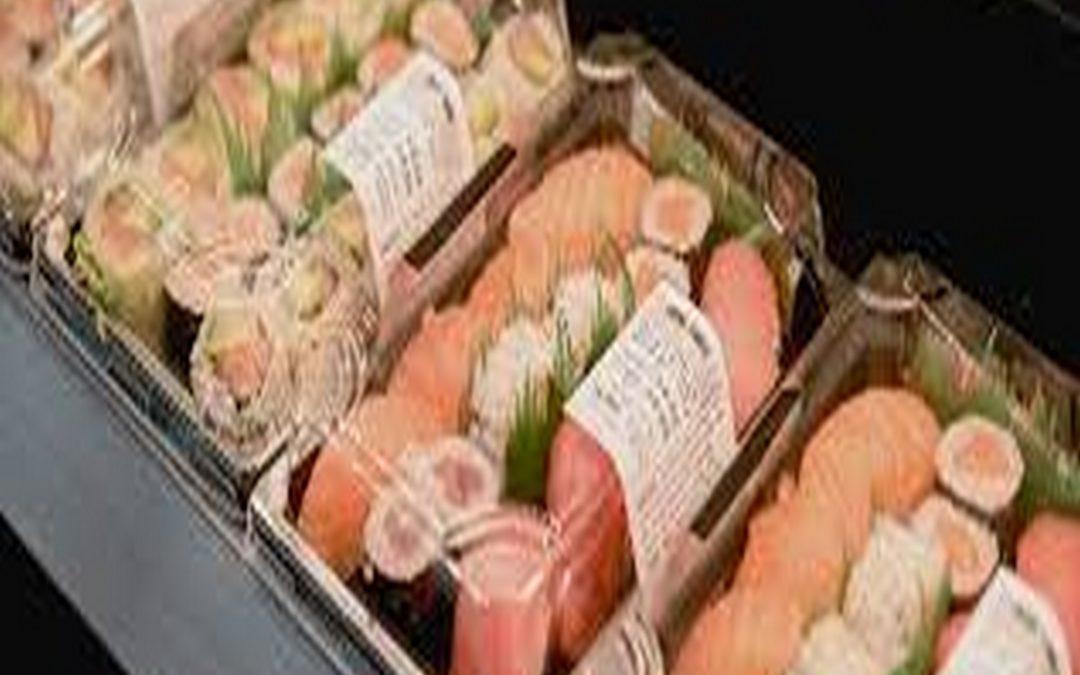 Vi stuzzica il Sushi a cena? Andate al supermercato!
