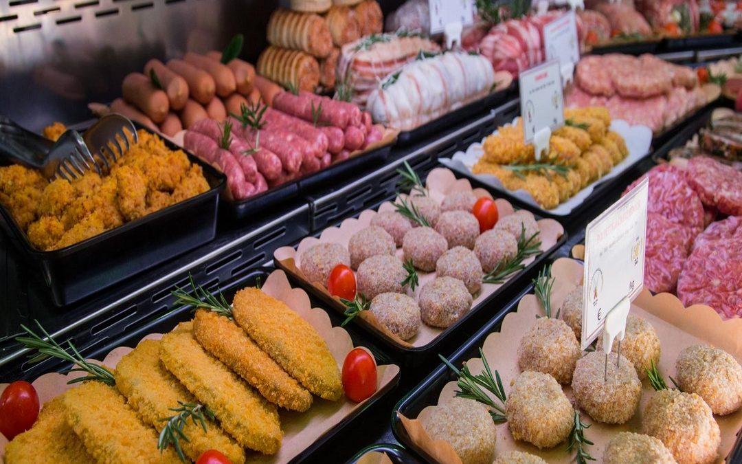Macellerie moderne: c'è necessità, di banchi frigo speciali!