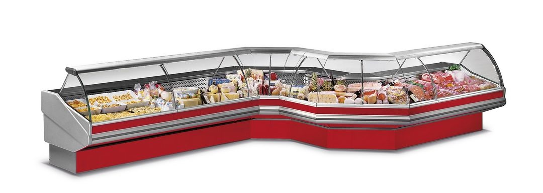 Ristoaffari: Armadi e vetrine frigo, espositori per formaggi