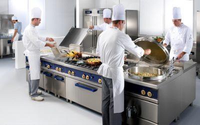 Attrezzature per ristorazione: l'Italia è leader nell'export
