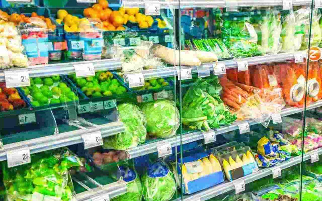 Insalata in busta è sicura? Geco vivo nei broccoli in busta!