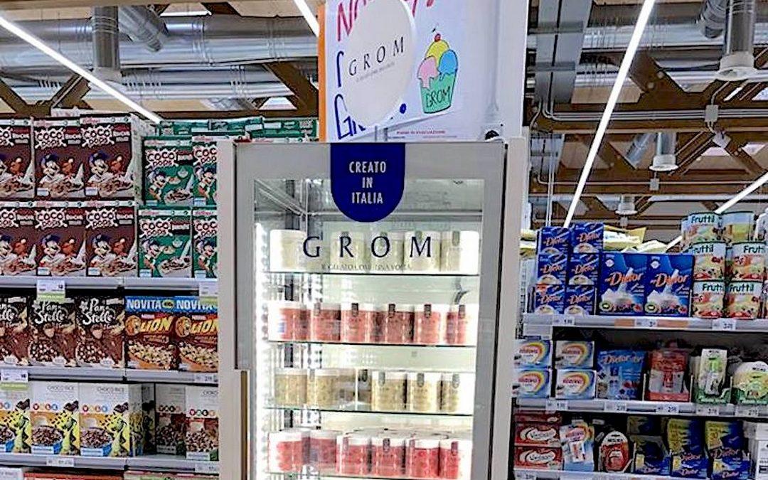 Svalutazione prodotto Grom: gelaterie chiuse marchio venduto