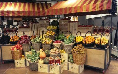 Torna socialità e design nei supermercati: è la nuova agorà!