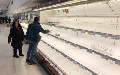 Ristoaffari S.r.l.: scaffali dei supermercati non sono vuoti